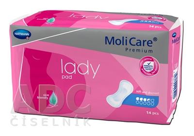 MoliCare Premium lady pad 3,5 kvapiek