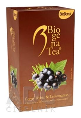 Biogena Tea Čierna ríbezl'a & Lemongrass
