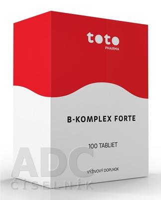 TOTO B-KOMPLEX FORTE