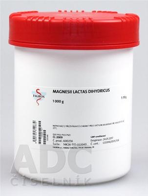 Magnesii lactas dihydricus - FAGRON