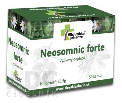 Slovakiapharm Neosomnic forte