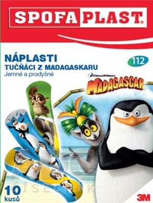 3M SPOFAPLAST č.112 Náplasť Madagaskar
