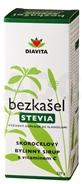 BEZKAŠEL stevia - SKOROCELOVÝ BYLINNÝ SIRUP