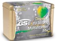 GS Extra Strong Multivitamín 50+ darček 2019