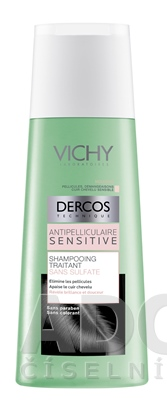 VICHY DERCOS ANTI-PELLICULAIRE SENSITIVE