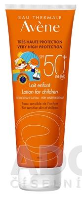 AVENE LAIT ENFANT SPF50+