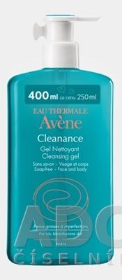 AVENE CLEANANCE GEL NETTOYANT