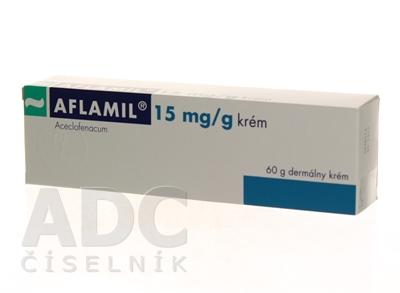 AFLAMIL 15 mg/g krém