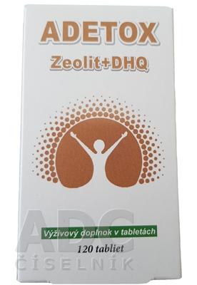 ADETOX Zeolit+DHQ