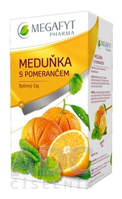 MEGAFYT Medovka s pomarančom