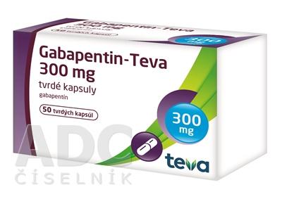 Gabapentin-Teva 300 mg