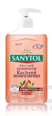 SANYTOL Tekuté mydlo Kuchyňa