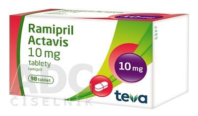 Ramipril Actavis 10 mg