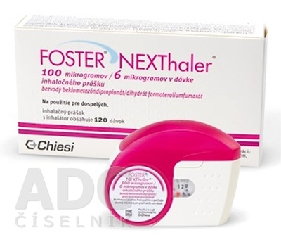 foster nexthaler 100