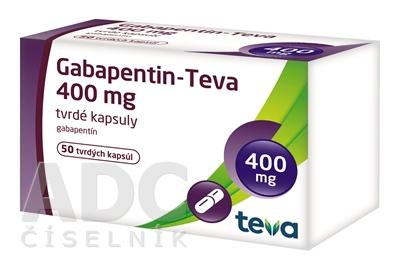 Gabapentin-Teva 400 mg