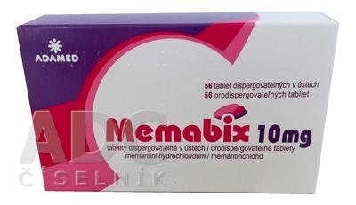 Memabix 10 mg