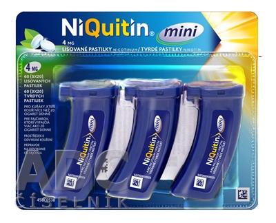 NiQuitin Mini 4 mg