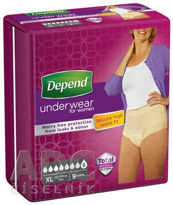 DEPEND SUPER XL pre ženy