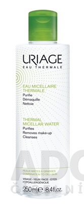 URIAGE MICELLAR WATER COMBI TO OILY GREEN