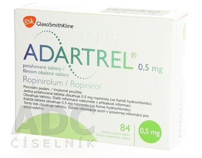 ADARTREL 0,50 mg