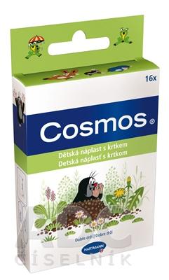COSMOS Detská náplasť s krtkom