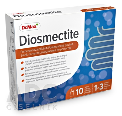 Dr.Max Diosmectite