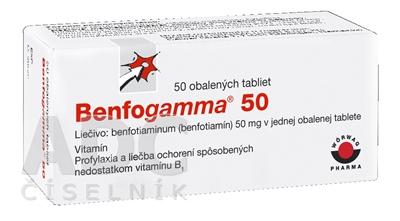Benfogamma 50