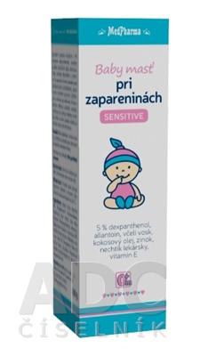 MedPharma Baby Masť pri zapareninách SENSITIVE