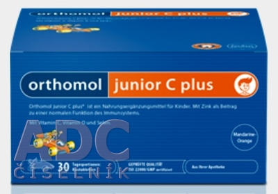 Orthomol JUNIOR C