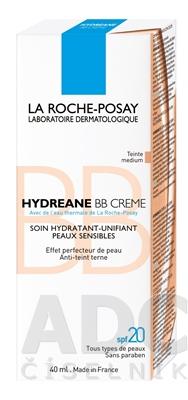 LA ROCHE-POSAY HYDREANE BB CREME DORE