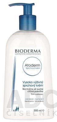 BIODERMA Atoderm Sprchový krém