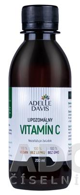 ADELLE DAVIS Lipozomálny VITAMÍN C