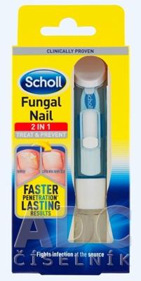 Scholl Kúra na nechtovú mykózu