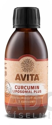AVITA CURCUMIN LIPOSOMAL Plus