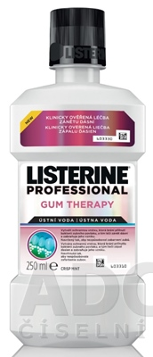 LISTERINE PROFESSIONAL Gum Therapy
