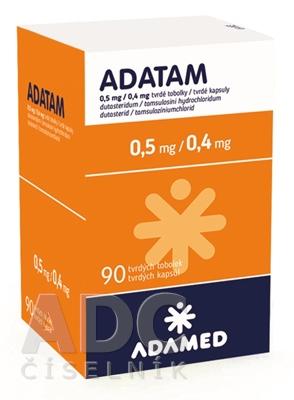 ADATAM 0,5 mg/0,4 mg