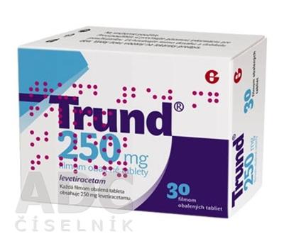 TRUND 250 mg