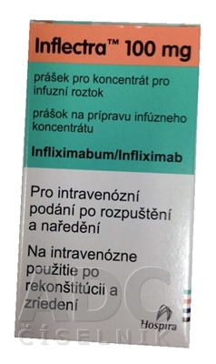 Inflectra 100 mg