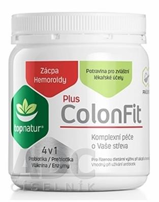 topnatur ColonFit PLUS enzymy 4v1