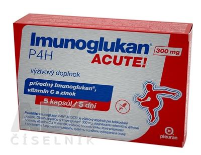 Imunoglukan P4H ACUTE 300 mg