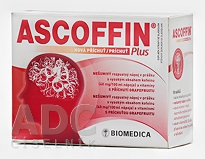 BIOMEDICA ASCOFFIN Plus