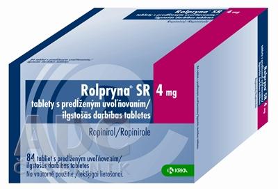 Rolpryna SR 4 mg tablety s predĺženým uvoľňovaním