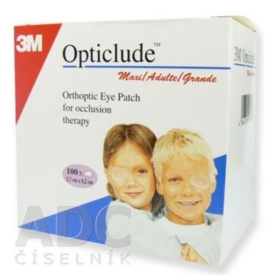 3M Opticlude Maxi Očná náplasť [SelP]