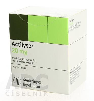 Actilyse 20 mg