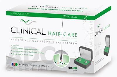 CLINICAL HAIR-CARE
