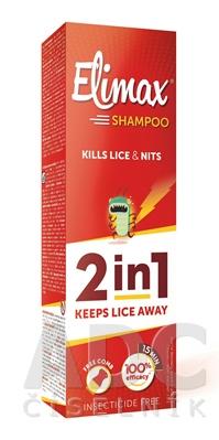 Elimax šampón proti všiam a hnidám