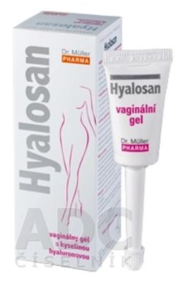 Dr. Müller HYALOSAN vaginálny gél