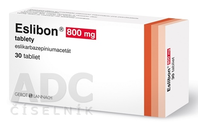 Eslibon 800 mg tablety