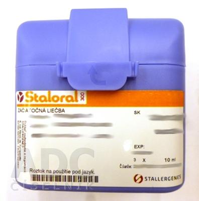 Staloral 300 - 5 tráv (688)