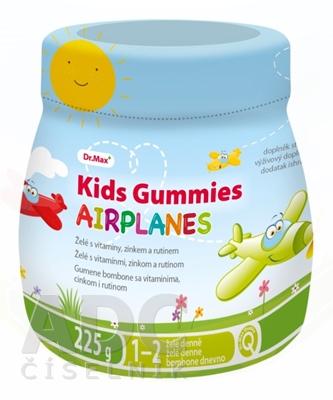Dr.Max Kids Gummies AIRPLANES (inov. 2018)
